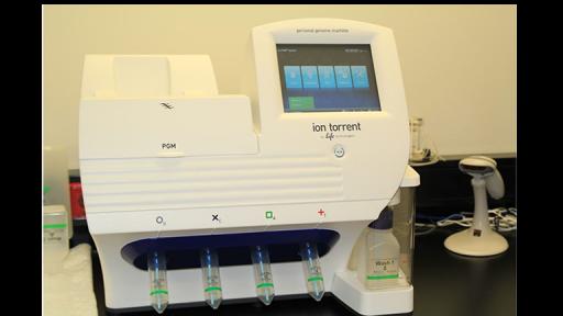Ion torrent moleculaire pathologie